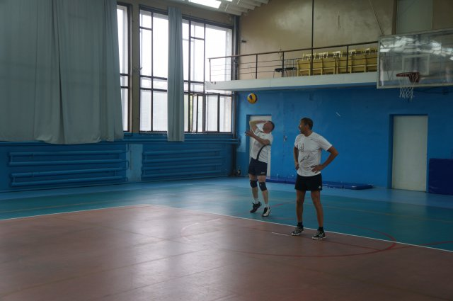 Saint-Petersburg Volley Masters 2016